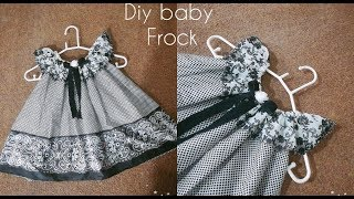 Summer Baby frock cutting and stitching || Lawn summer frock cutting & stitching