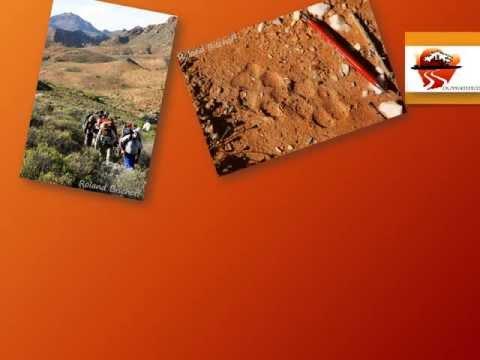 Namaqualand Richtersveld Hiking trail: Aug - Sept 2013