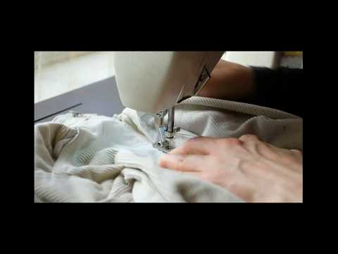 How to replace a broken trousers zipper by VixEcoDesigns