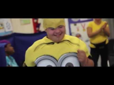 """Happy"" Pharrel Williams Carousel School Edition"