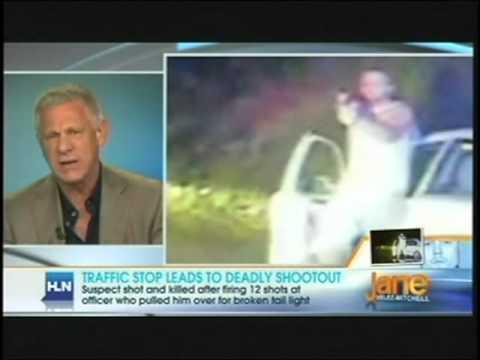 Dr. Howard C. Samuels CNN interview on violent criminal shooting at police under Spice influence.