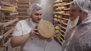 видео: Поставщик Петровского Базара - Истринская сыроварня