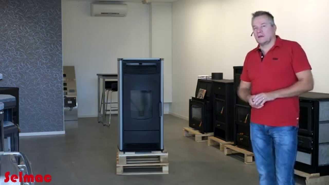 Inredning vattenmantlad : Selmac I Pelletti vattenmantlad - YouTube