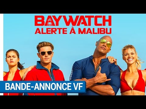BAYWATCH – ALERTE À MALIBU - Bande-annonce VF [actuellement au cinéma]