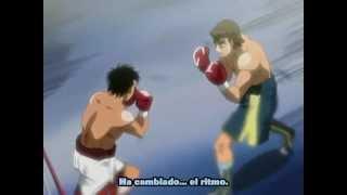 vuclip Ippo vs Sanada - Masterplan:spirit never dies