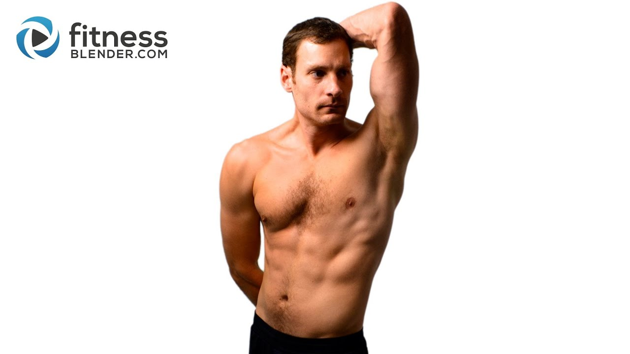 Advanced Abs and Core for Strength - Abdominal Strength Training