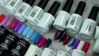 😀Большая выкраска ВсеЛаки🤗