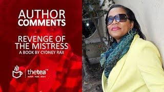 Author Cydney Rax Talks About Writing Novels
