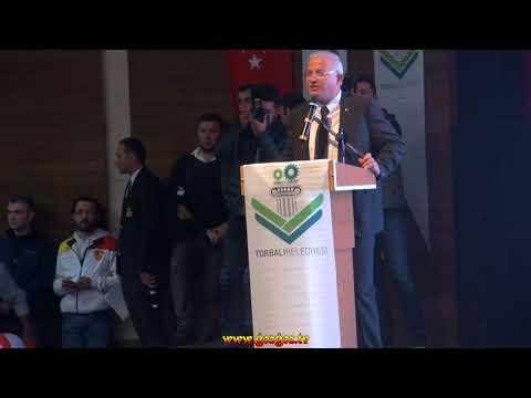 Torbalı Belediye Başkanı Adnan Yaşar Görmez'ın Konuşması Sizlerle
