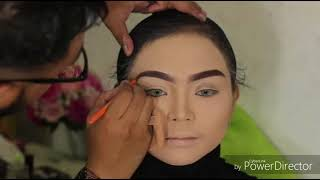 Wedding Make Up, Pengantin Sunda Siger by Hegar Santana Make Up Artist