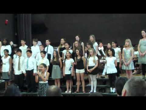 Seely Place School 2011 Concert: Choir
