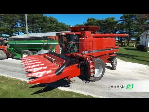Illinois No-till Dry-land Corn Farming - Matt Swanson - Genesis Ag