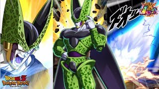 MY FAVORITE LR! LR Perfect Cell + Android Team Boss Rush Stage 6: DBZ Dokkan Battle