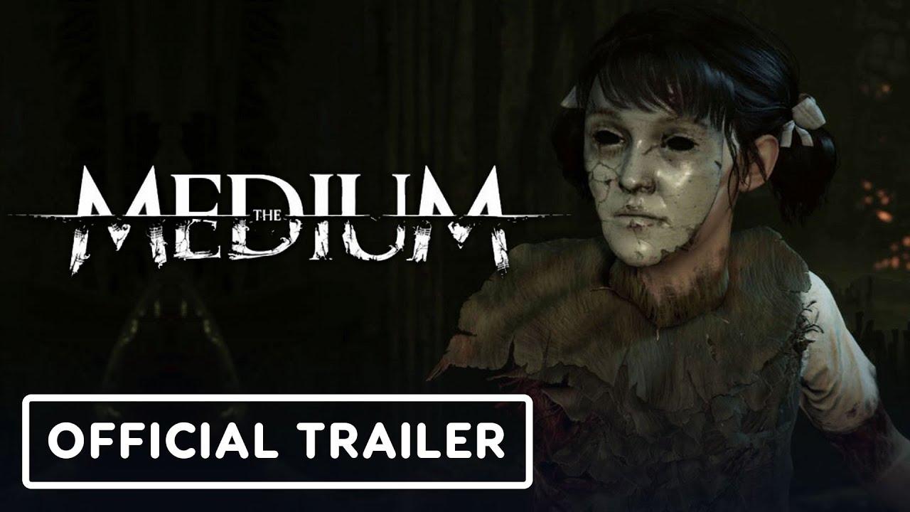The Medium - Official RTX Trailer