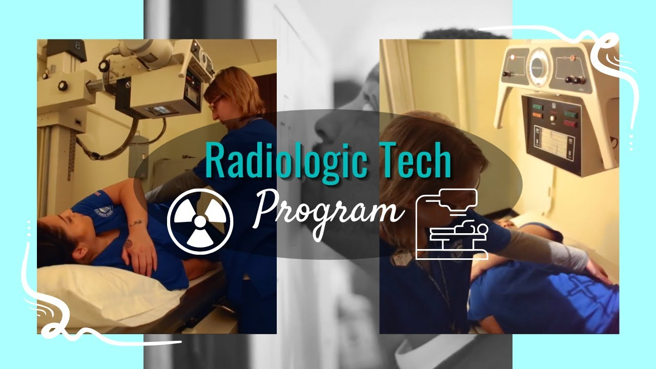 coursework for radiology technician Radiologic technology clinical coordinator/ computed tomography instructor will any of these courses transfer for the radiologic technology program a.