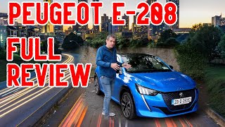 Peugeot e208 in depth review - the BEST affordable electric car today