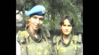 Война в Югославии 1994 -1995 год. Удивительно, что я там тоже была и теперь это прошлое...