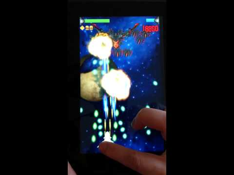 GALAXY CLASH : SONIC FIGHTER VS SPACE PLAGUE - free Android game