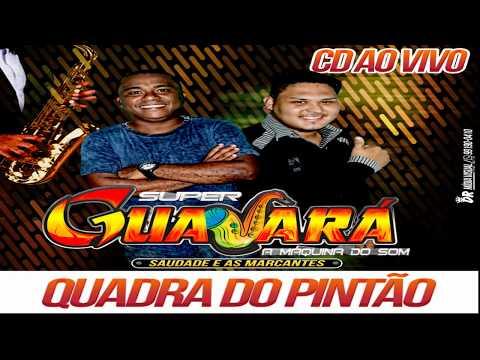 CD  AO VIVIO DO GUAJARÁ NA QUADRA DO PINTÃO FEST SAUDADE COM TUPINAMBÁ SAUDADE
