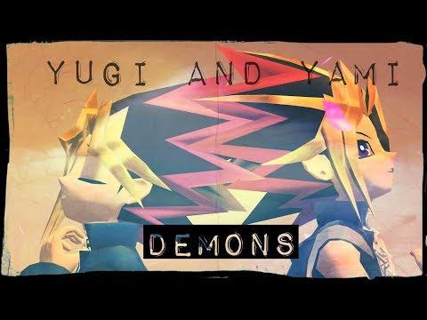 【MMD Yugioh】Yami and Yugi - Demons (Request)