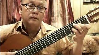 Cho Em Quên Tuổi Ngọc (Lam Phương) - Guitar Cover by Hoàng Bảo Tuấn