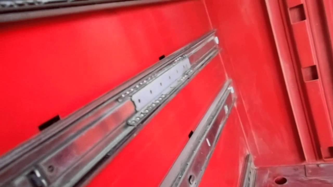 Snap On Tool Box Replacement Drawer Slides Chest Of Drawers