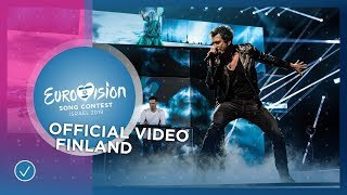 Darude feat. Sebastian Rejman - Look Away - Finland 🇫🇮 - Official Video - Eurovision 2019