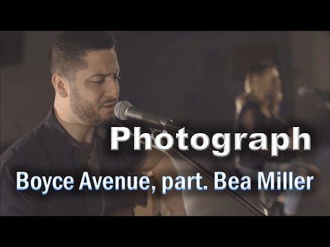 Photograph - Boyce Avenue part de Bea Miller - legenda dupla - F - love rock - 083