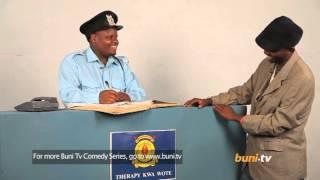 Inside A Kenyan Police Station