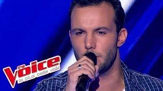 Lara Fabian Josh Groban Broken Vow Julien Mior Lambert The Voice France 2013 Blind Audition