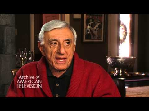 Jamie Farr on working for Red Skelton in the Army  EMMYTVLEGENDS.ORG