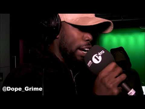 Ghetts ft D Double E - RIP Stormin MC Tribute (2018)