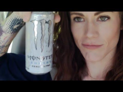 Rockstar Vs Monster and some Breakfast
