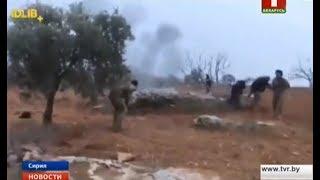 Пилот сбитого в Сирии российского Су-25 подорвал себя гранатой, чтобы не попасть в плен к исламистам