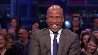 De agressieve kant van lijsttrekker Jesse Klaver - RTL LATE NIGHT