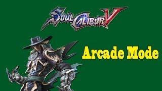 Soul Calibur V (Arcade Mode: Raphael)