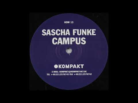 Sascha Funke – Campus - A1