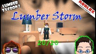 Roblox - Lumber Tycoon 2 - Lumber Storm 20/20