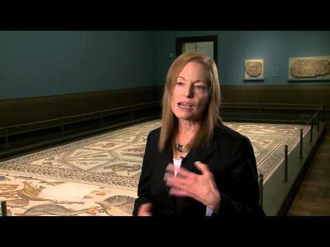 Columbus Museum of Art Ancient Roman Mosaic