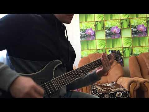 Parabelle - Let it Out guitar cover