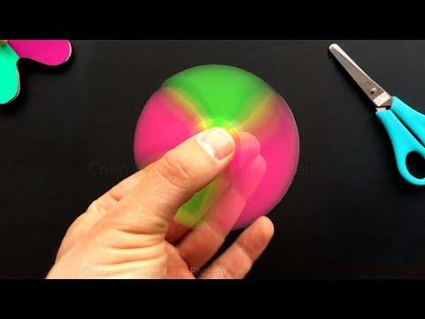 Fidget Spinner selber bauen  - Ohne Kugellager: DIY Fidget…