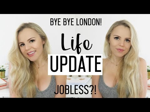 Quitting My Job, Moving House & Next Youtube Series! LIFE UPDATES