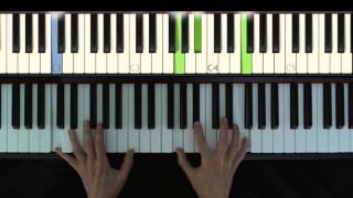 Hey Jude, The Beatles, piano