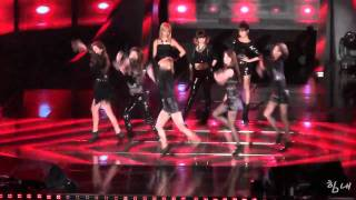 [Fancam] 101209 SNSD - Intro + Oh! + RDR - Stafaband