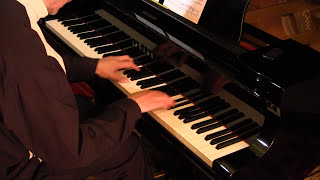 Firth Of Fifth for Piano - 2013 Arrangement - Massimo Bucci