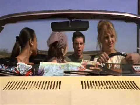 CROSSROADS BRITNEY SPEARS CAR SCENE 2002