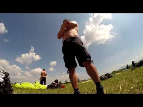 Pre European & Hungarian Open 2015, Krusevo (Macedonia) - Task 2, Serbian team