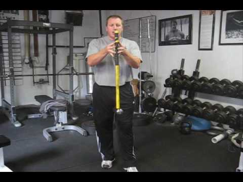 Top 3 Exercises For Athletes - Sledge Hammer Edition - YouTube