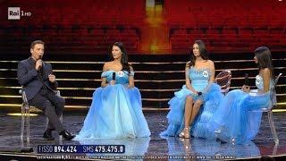 Le tre finaliste - Miss Italia 2019