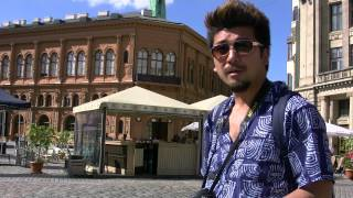 アキーラさん訪問!ラトヴィア・リガ・ドゥアマ広場2,Old-city,Riga,Latvia